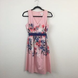 c7305aa6368 Motherhood Maternity · Motherhood Maternity Dress Size Small Pink Floral